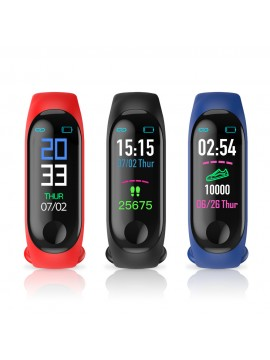 Waterproof Smart Bracelet Fitness Watch