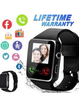 Bluetooth Smart Watch Bracelet