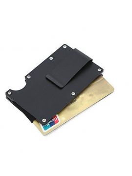 Metal Wallets Credit Card Holders