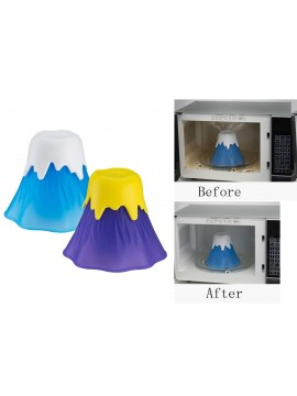 Kitchen Volcano Microwave Cleaner