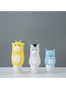 Cute Silicone Travel Bottles