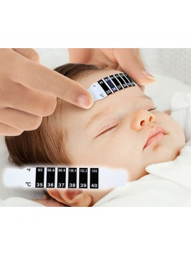 Portable Forehead Thermometer Strip