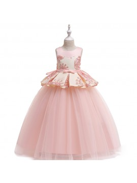 Kids Party Princess Dress