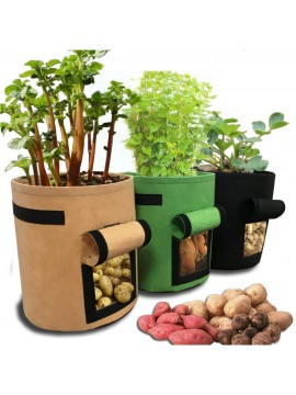 Non-woven Cloth Vegetable Grow Bags