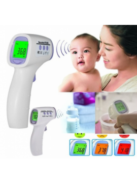 Digital Non-contact Infrared Forehead Body Thermometer