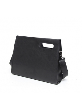 Men's PU leather messenger bags