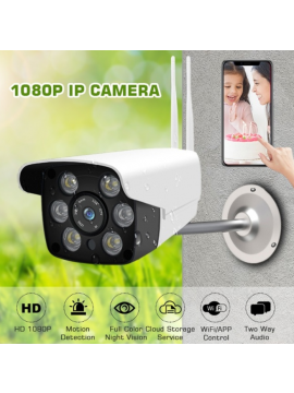 WiFi Security Motion Detection Camera