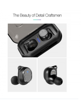 Touch Control Bluetooth 5.0 Earphone