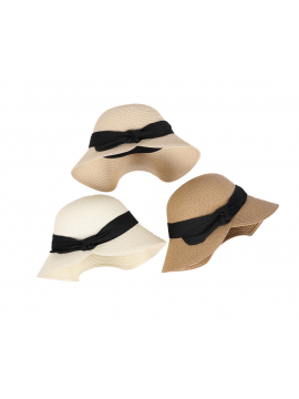 Women's shade straw hat