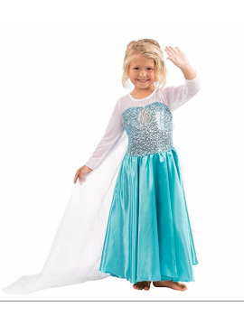 Little Girl's Frozen Costume Dress