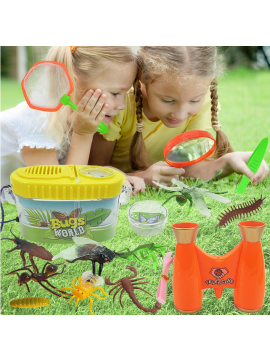 Outdoor  insect  capture children's toys