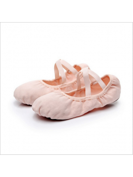 Elastic and comfortable ballet shoes