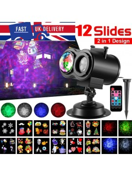 2 Projector Light 12 Party Landscape