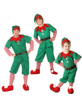 Family Christmas Pajamas Costume
