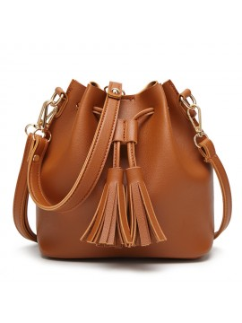 Tassel Cross-Body Bags Messenger Bags