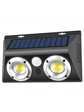 COB LED Solar Wall Light