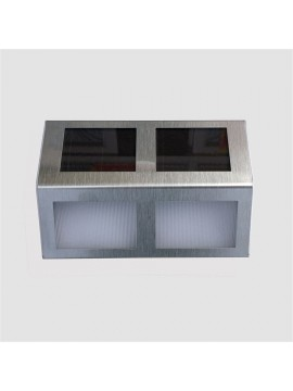 Solar Powered 4LED Wall Light