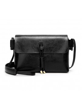 Rectangle Zipper Crossbody Bag