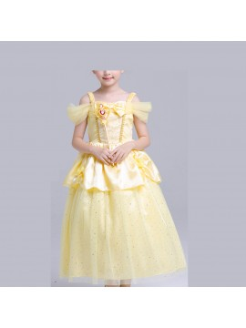 Kids Halloween Princess Dress