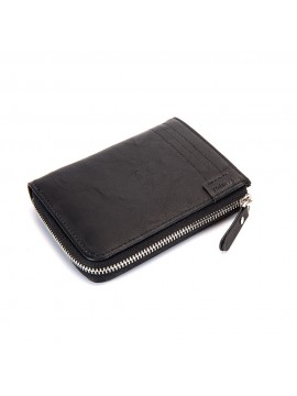 Men RFID Bifold Wallet Billfold