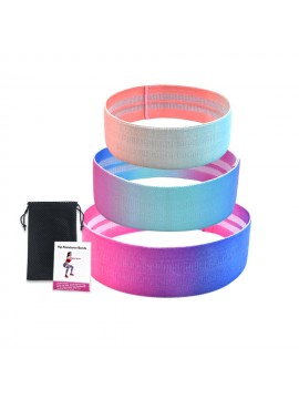 Fitness Loop Resistance Band Set